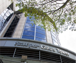 Haw Par Glass Tower